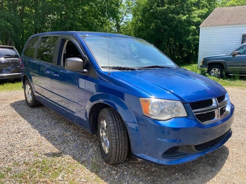 2011 Dodge Grand Caravan for sale in Wauregan, CT