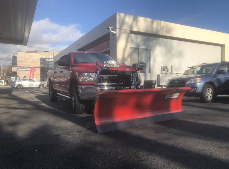 2016 RAM Ram Pickup 2500 4x4 Tradesman 4dr Crew Cab 6.3 ft. SB Pickup - Elizabeth NJ