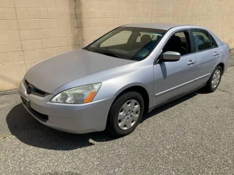 2004 Honda Accord for sale at Bill's Auto Sales in Peabody MA