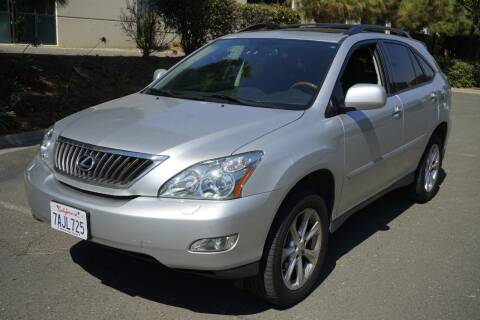 2009 Lexus RX 350 for sale at Sports Plus Motor Group LLC in Sunnyvale CA