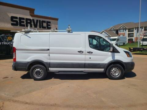2015 Ford Transit Cargo for sale at TRUCK N TRAILER in Oklahoma City OK