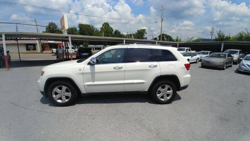 2011 Jeep Grand Cherokee for sale at Lewis Used Cars in Elizabethton TN