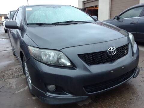 2010 Toyota Corolla for sale at Auto Haus Imports in Grand Prairie TX