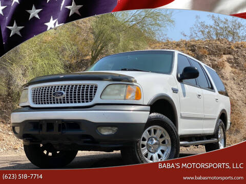 2000 Ford Expedition for sale at Baba's Motorsports, LLC in Phoenix AZ