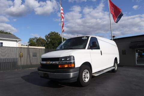 2019 Chevrolet Express Cargo for sale at Danny Holder Automotive in Ashland City TN