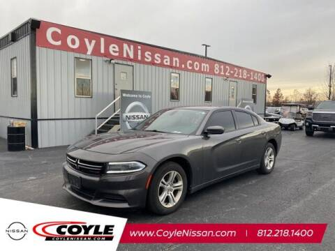 2015 Dodge Charger for sale at COYLE GM - COYLE NISSAN - Coyle Nissan in Clarksville IN