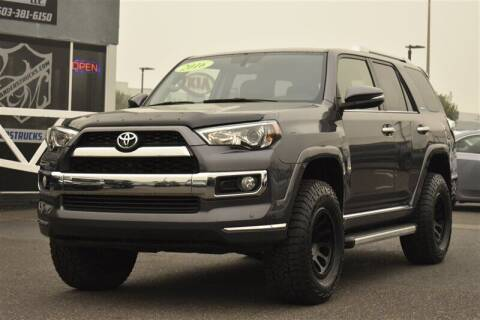 2016 Toyota 4Runner for sale at Landers Motors in Gresham OR