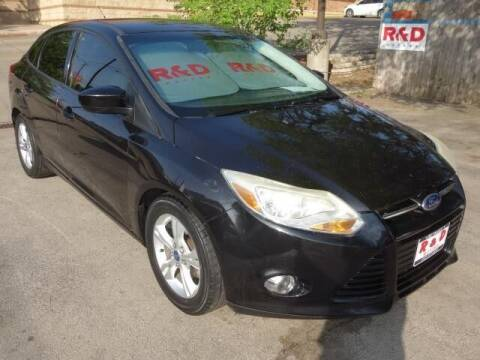 2012 Ford Focus for sale at R & D Motors in Austin TX