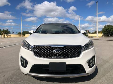 2016 Kia Sorento for sale at Nation Autos Miami in Hialeah FL