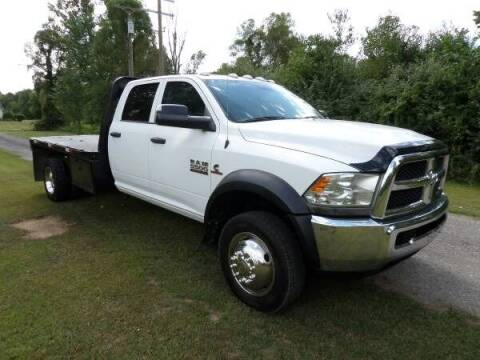 2014 RAM Ram Chassis 5500 for sale at Apex Auto Sales LLC in Petersburg MI