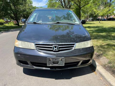 2003 Honda Odyssey for sale at Apollo Motors INC in Chicago IL