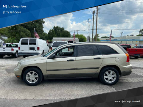 2005 Chrysler Pacifica for sale at NJ Enterprises in Indianapolis IN