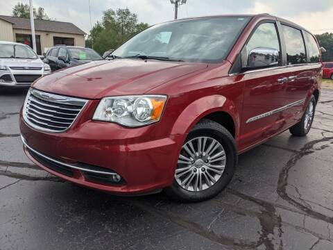 2014 Chrysler Town and Country for sale at West Point Auto Sales in Mattawan MI
