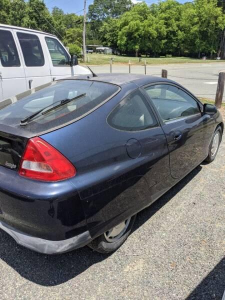 2006 Honda Insight for sale at Delgato Auto in Pittsboro NC