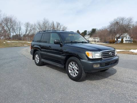 2004 Toyota Land Cruiser for sale at PMC GARAGE in Dauphin PA
