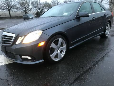 2011 Mercedes-Benz E-Class for sale at Bluesky Auto in Bound Brook NJ