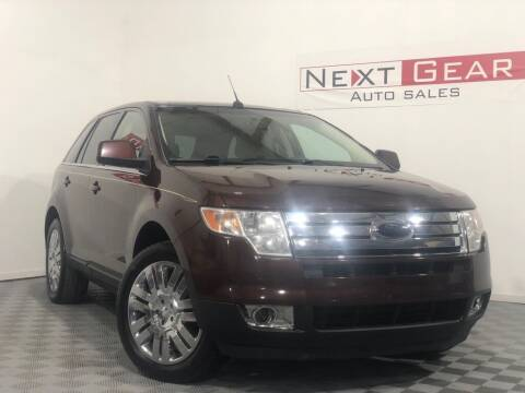 2010 Ford Edge for sale at Next Gear Auto Sales in Westfield IN