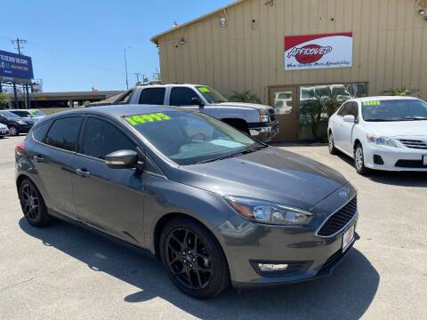 2016 Ford Focus for sale at Approved Autos in Bakersfield CA