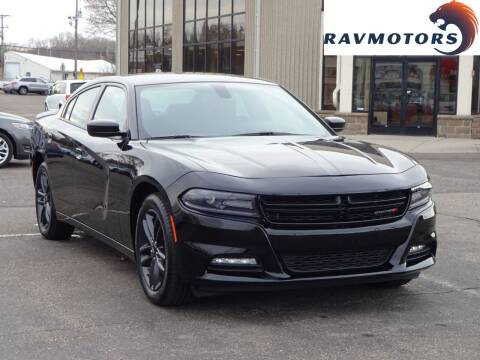 2019 Dodge Charger for sale at RAVMOTORS 2 in Crystal MN
