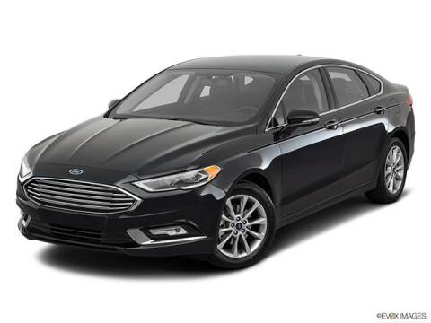 2017 Ford Fusion for sale at Ken Wilson Ford in Canton NC