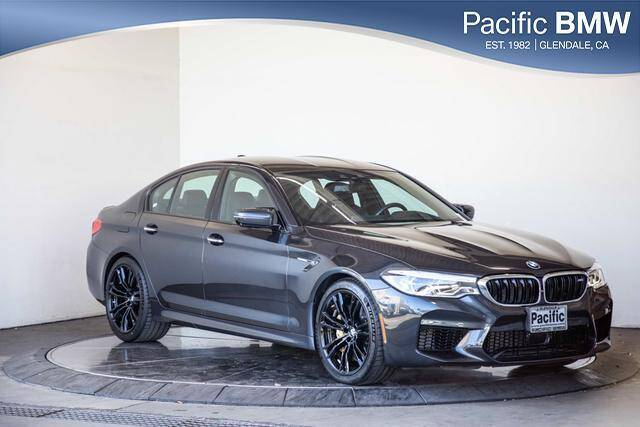 2018 BMW M5 for sale in Glendale, CA