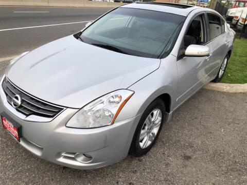2010 Nissan Altima for sale at STATE AUTO SALES in Lodi NJ