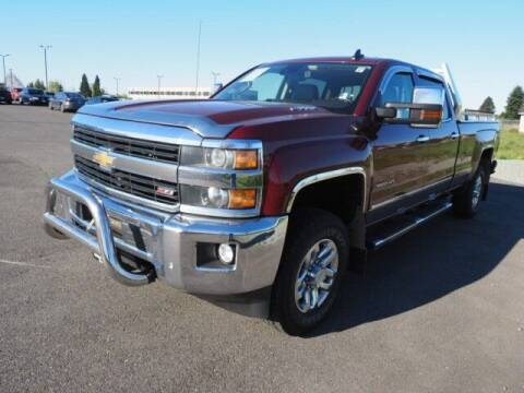 2015 Chevrolet Silverado 3500HD for sale at Karmart in Burlington WA