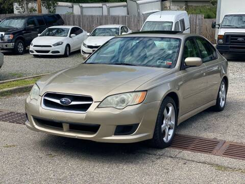 2008 Subaru Legacy for sale at AMA Auto Sales LLC in Ringwood NJ