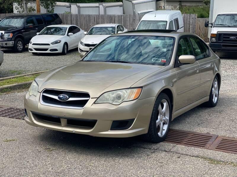 2008 Subaru Legacy for sale at AMA Auto Sales LLC in Ringwood NJ