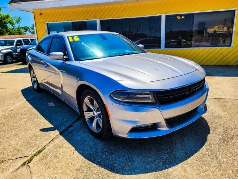 2016 Dodge Charger for sale at THE COLISEUM MOTORS in Pensacola FL