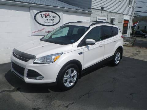 2014 Ford Escape for sale at VICTORY AUTO in Lewistown PA