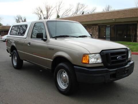 2005 Ford Ranger for sale at Mr Carz Auto Sales in Sacramento CA
