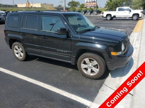 2012 Jeep Patriot for sale at MIDWAY CHRYSLER DODGE JEEP RAM in Kearney NE