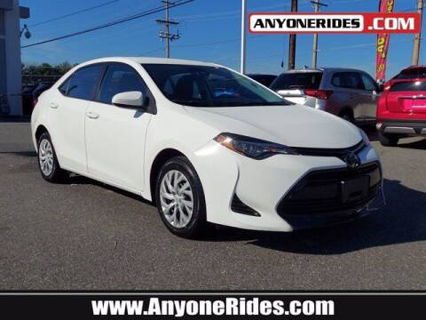 2019 Toyota Corolla for sale at ANYONERIDES.COM in Kingsville MD