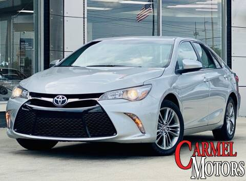 2016 Toyota Camry for sale at Carmel Motors in Indianapolis IN