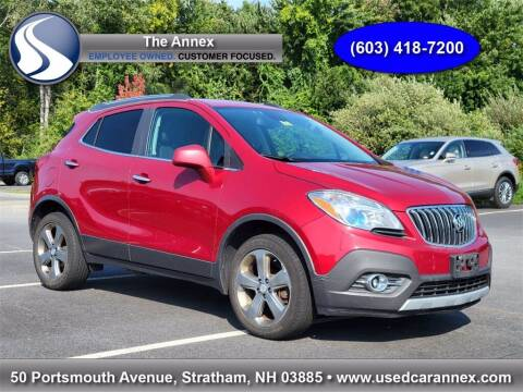 2013 Buick Encore for sale at The Annex in Stratham NH