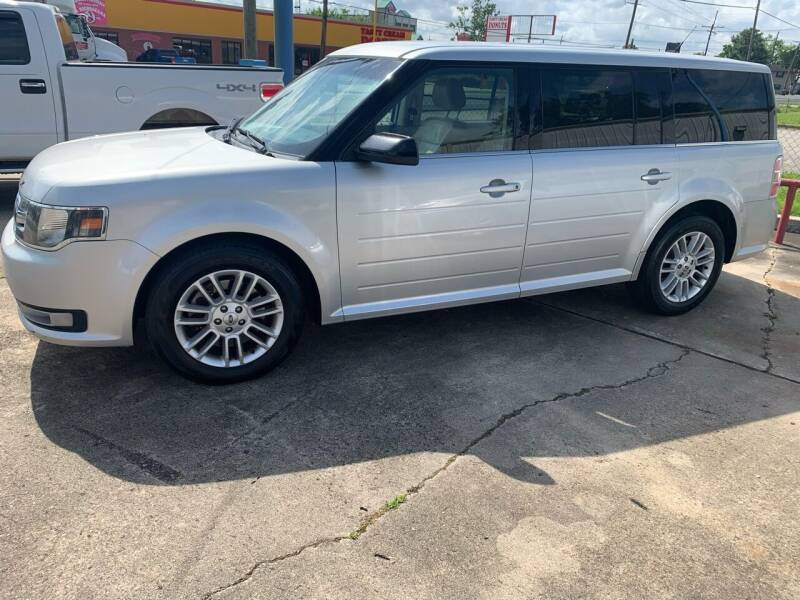 2013 Ford Flex for sale at Uncle Ronnie's Auto LLC in Houma LA