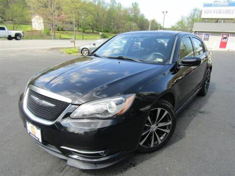 2014 Chrysler 200 for sale at Guarantee Automaxx in Stafford VA
