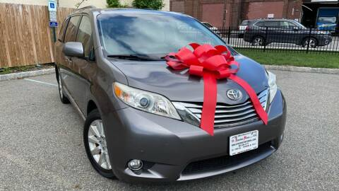2011 Toyota Sienna for sale at Speedway Motors in Paterson NJ