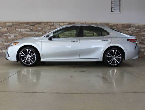 2018 Toyota Camry for sale at Bud & Doug Walters Auto Sales in Kalamazoo MI