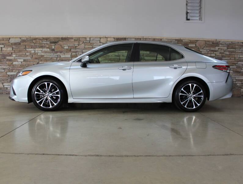 2018 Toyota Camry for sale at Bud & Doug Walters Auto Sales in Kalamazoo MI