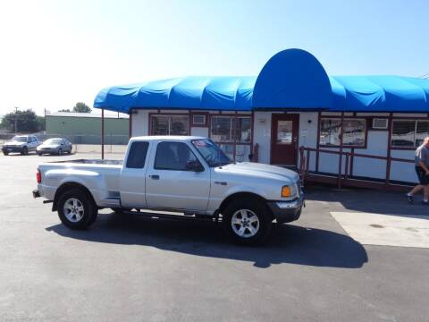 2002 Ford Ranger for sale at Jim's Cars by Priced-Rite Auto Sales in Missoula MT