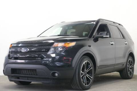 2014 Ford Explorer for sale at Clawson Auto Sales in Clawson MI