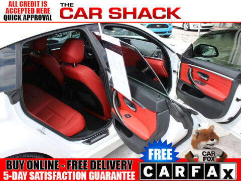 2016 BMW 4 Series for sale at The Car Shack in Hialeah FL