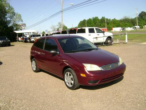 2007 Ford Focus for sale at Tom Boyd Motors in Texarkana TX