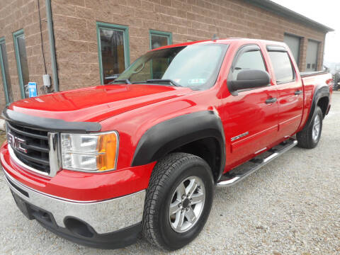 2011 GMC Sierra 1500 for sale at Sleepy Hollow Motors in New Eagle PA