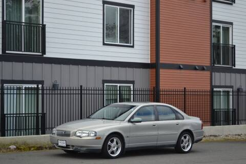 2003 Volvo S80 for sale at Skyline Motors Auto Sales in Tacoma WA