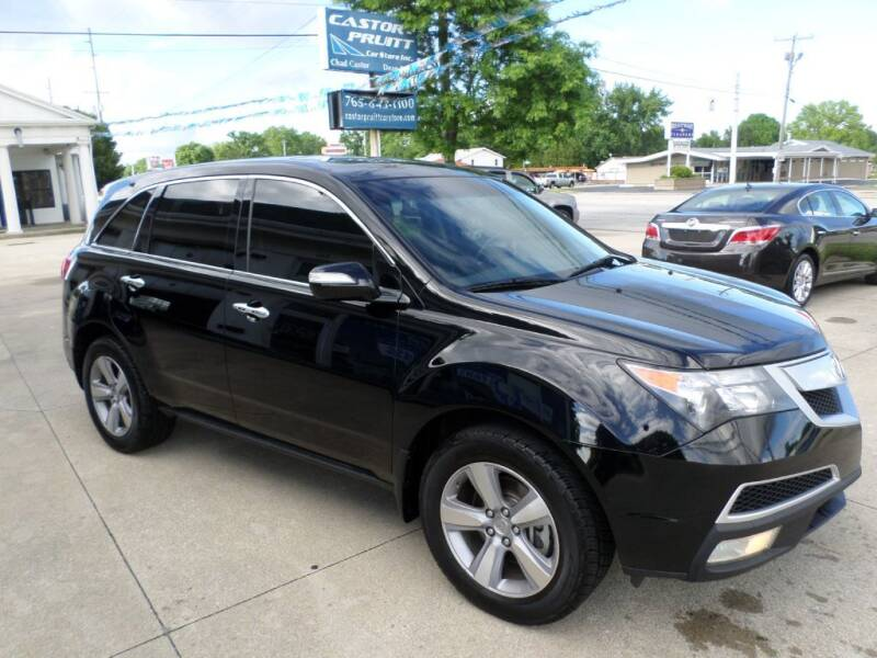 2012 Acura MDX for sale in Anderson, IN
