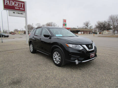 2018 Nissan Rogue for sale at Padgett Auto Sales in Aberdeen SD