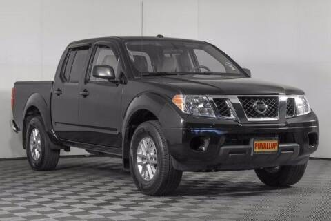 2018 Nissan Frontier for sale at Washington Auto Credit in Puyallup WA